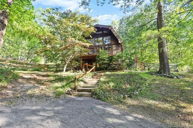 332 Black Rock Turnpike, Redding, CT 06896 (MLS #170331479) :: The Higgins Group - The CT Home Finder