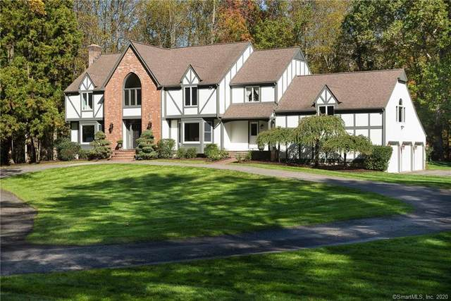 1745 Oenoke Ridge, New Canaan, CT 06840 (MLS #170331508) :: Kendall Group Real Estate | Keller Williams