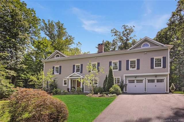 90 Bowman Drive, Greenwich, CT 06831 (MLS #170331528) :: Around Town Real Estate Team