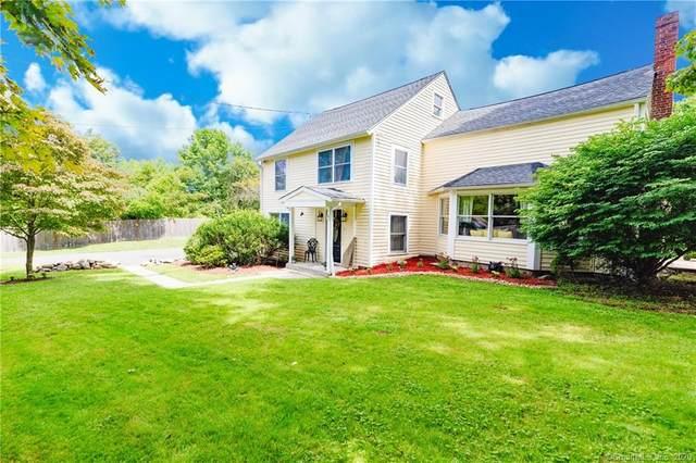 92 Bagburn Road, Monroe, CT 06468 (MLS #170331533) :: Tim Dent Real Estate Group