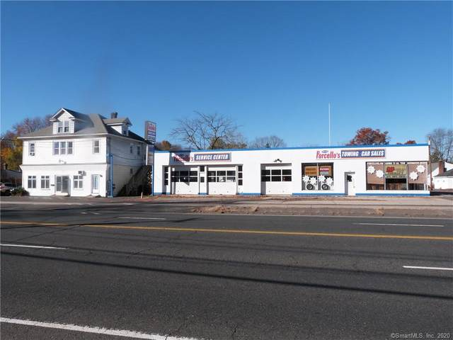 710 & 718 Enfield Street, Enfield, CT 06082 (MLS #170331537) :: Sunset Creek Realty