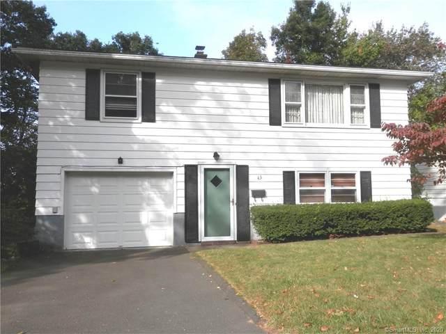 43 Woodstock Street, Waterbury, CT 06704 (MLS #170331623) :: GEN Next Real Estate