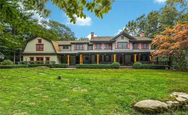 27 Kramer Lane, Weston, CT 06883 (MLS #170331694) :: The Higgins Group - The CT Home Finder