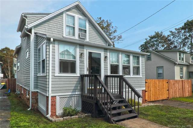 105 George Street, East Haven, CT 06512 (MLS #170331716) :: Frank Schiavone with William Raveis Real Estate