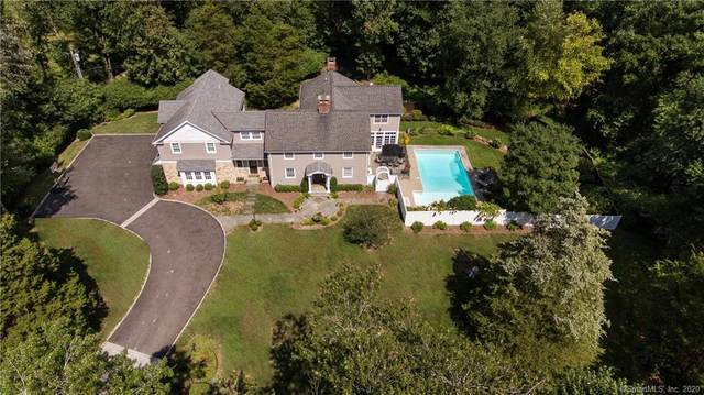 60 Red Coat Road, Westport, CT 06880 (MLS #170331727) :: The Higgins Group - The CT Home Finder