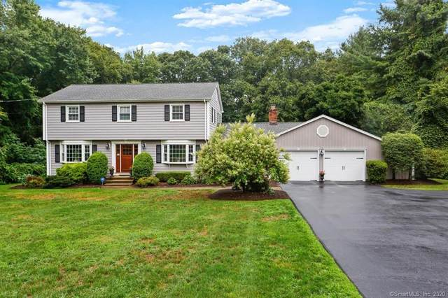 35 Wintergreen Drive, Easton, CT 06612 (MLS #170331874) :: Team Feola & Lanzante | Keller Williams Trumbull