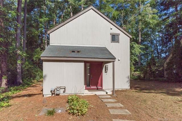 8 Clover Court #8, Avon, CT 06001 (MLS #170331881) :: GEN Next Real Estate