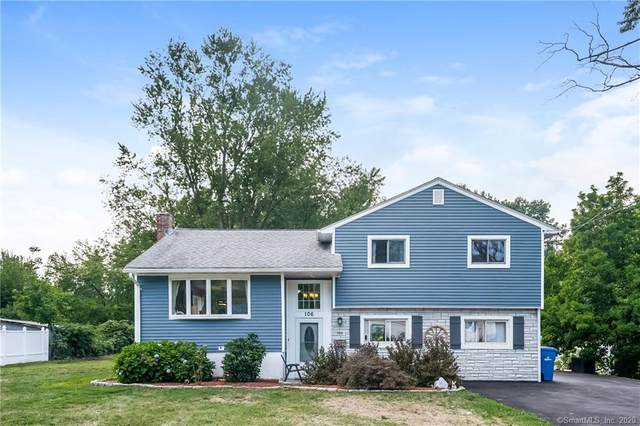 106 Frances Drive, Manchester, CT 06040 (MLS #170331930) :: Sunset Creek Realty