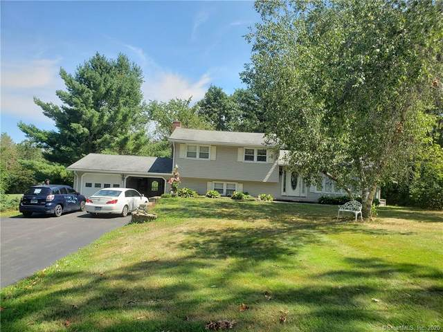 87 Woodhouse Avenue, North Branford, CT 06472 (MLS #170331968) :: Around Town Real Estate Team