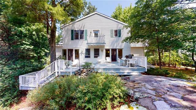 28 Great Hill Road, Darien, CT 06820 (MLS #170332025) :: Michael & Associates Premium Properties | MAPP TEAM