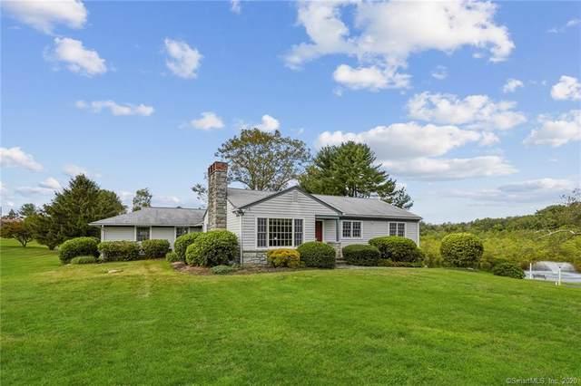 166 Banks Road, Easton, CT 06612 (MLS #170332121) :: Michael & Associates Premium Properties | MAPP TEAM