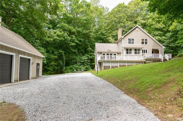 33 Bone Mill Road, East Haddam, CT 06423 (MLS #170332125) :: The Higgins Group - The CT Home Finder