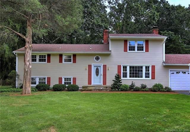 254 Midland Drive, Orange, CT 06477 (MLS #170332167) :: The Higgins Group - The CT Home Finder