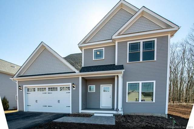 36 Bleeker Circle, North Haven, CT 06473 (MLS #170332183) :: The Higgins Group - The CT Home Finder