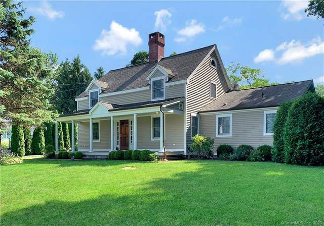 1031 North Street, Greenwich, CT 06831 (MLS #170332209) :: The Higgins Group - The CT Home Finder