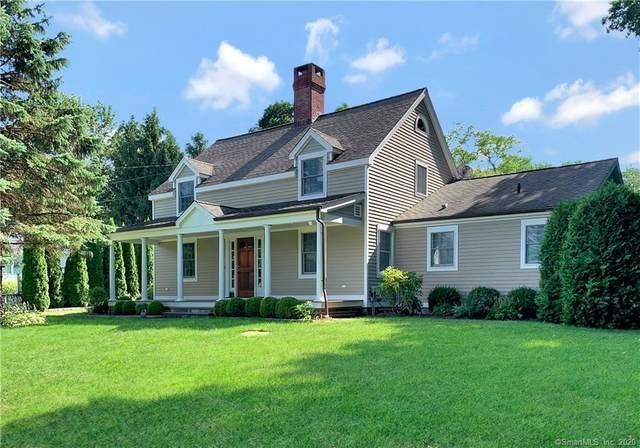 1031 North Street, Greenwich, CT 06831 (MLS #170332209) :: Frank Schiavone with William Raveis Real Estate