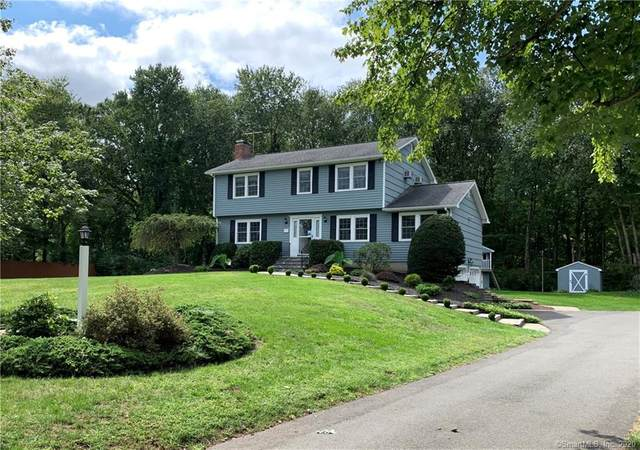97 Old Castle Drive, Monroe, CT 06468 (MLS #170332346) :: Sunset Creek Realty