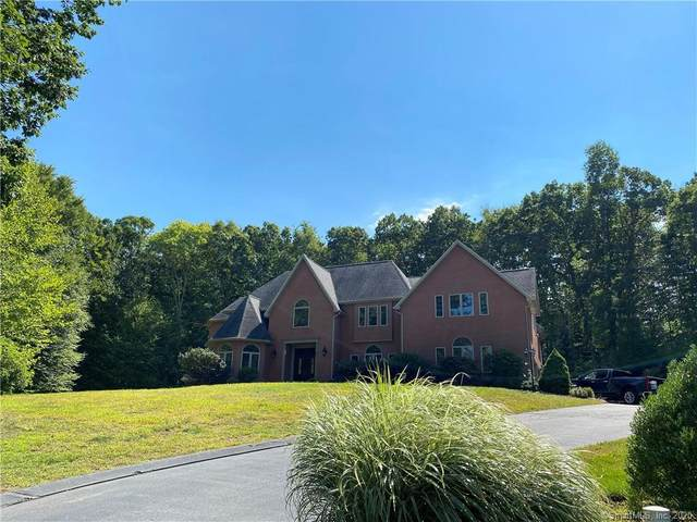 36 Sand Hill Lane, Glastonbury, CT 06033 (MLS #170332387) :: The Higgins Group - The CT Home Finder