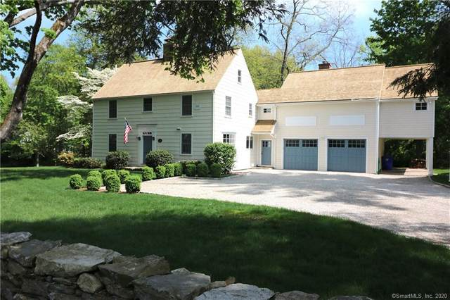 38 Evergreen Avenue, Westport, CT 06880 (MLS #170332510) :: The Higgins Group - The CT Home Finder