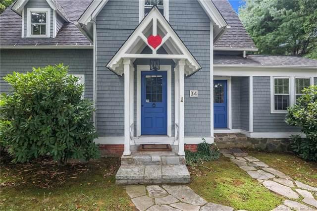 34 West Avenue, Essex, CT 06426 (MLS #170332577) :: Sunset Creek Realty