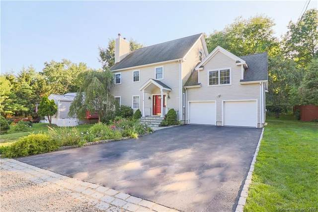 8 Brookside Court, Norwalk, CT 06854 (MLS #170332627) :: The Higgins Group - The CT Home Finder