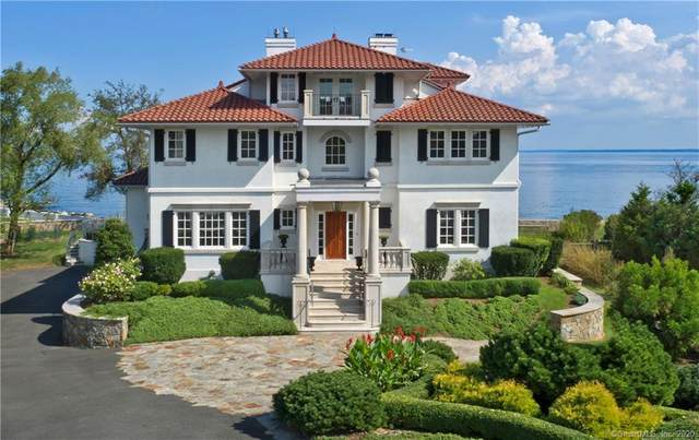 68 Saddle Rock Road, Stamford, CT 06902 (MLS #170332691) :: The Higgins Group - The CT Home Finder