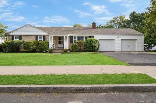 6 Caldwell Avenue, Stamford, CT 06902 (MLS #170332743) :: Sunset Creek Realty