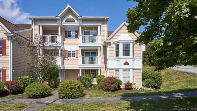 128 North Street #27, Groton, CT 06340 (MLS #170332789) :: The Higgins Group - The CT Home Finder