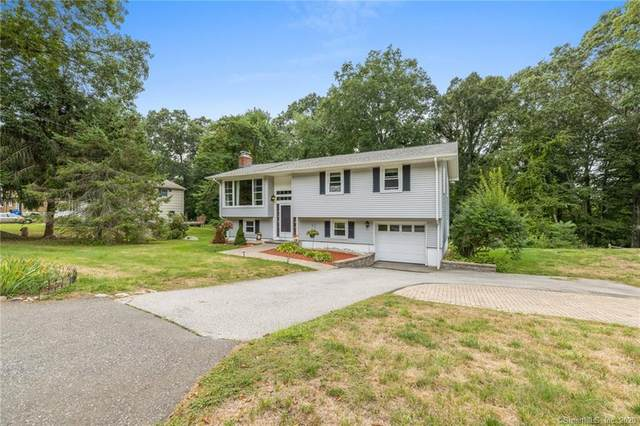 25 West Drive, Ledyard, CT 06335 (MLS #170332859) :: Around Town Real Estate Team