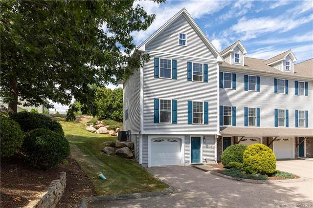 129 Mechanic Street #5, Stonington, CT 06379 (MLS #170332891) :: The Higgins Group - The CT Home Finder