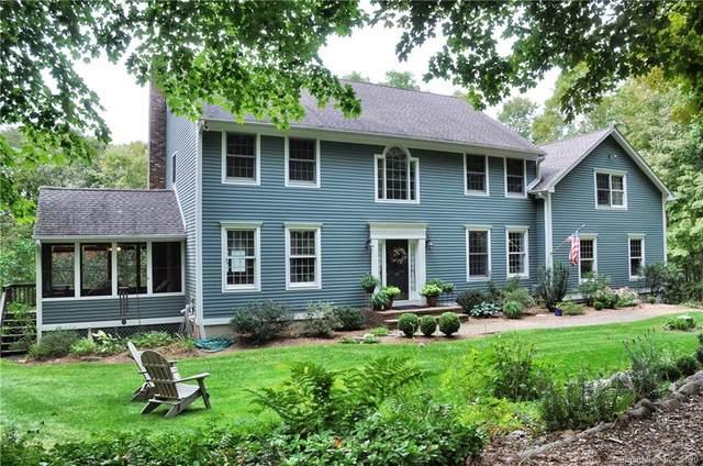 88 Hunters Ridge Road, Southbury, CT 06488 (MLS #170332902) :: Spectrum Real Estate Consultants