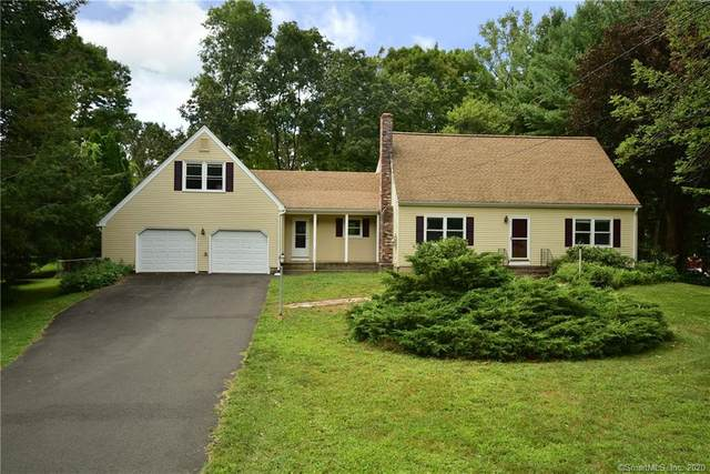 18 Arnold Drive, Tolland, CT 06084 (MLS #170332917) :: GEN Next Real Estate
