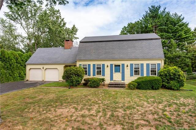 78 Butternut Circle, Wethersfield, CT 06109 (MLS #170333024) :: Anytime Realty