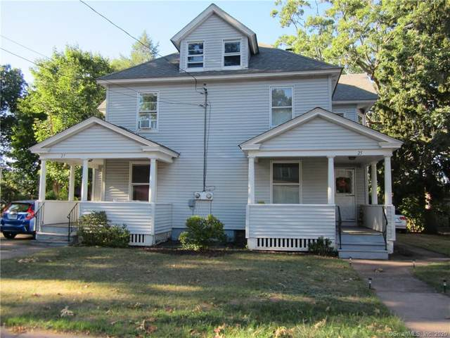 25-27 Russell Street, Manchester, CT 06040 (MLS #170333055) :: Sunset Creek Realty