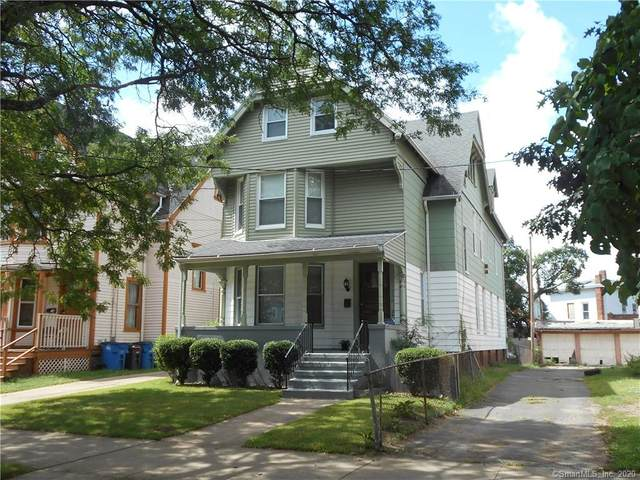 360 Howard Avenue, New Haven, CT 06519 (MLS #170333093) :: Sunset Creek Realty