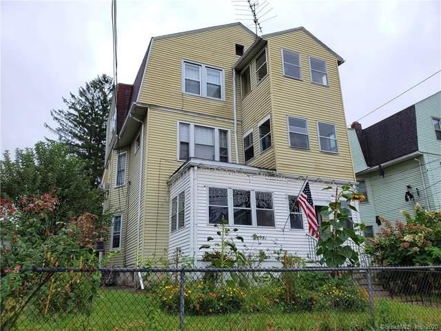 446-448 Hillside Avenue, Hartford, CT 06106 (MLS #170333096) :: Frank Schiavone with William Raveis Real Estate