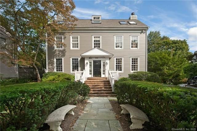 9 W End Avenue, Greenwich, CT 06870 (MLS #170333107) :: Michael & Associates Premium Properties | MAPP TEAM