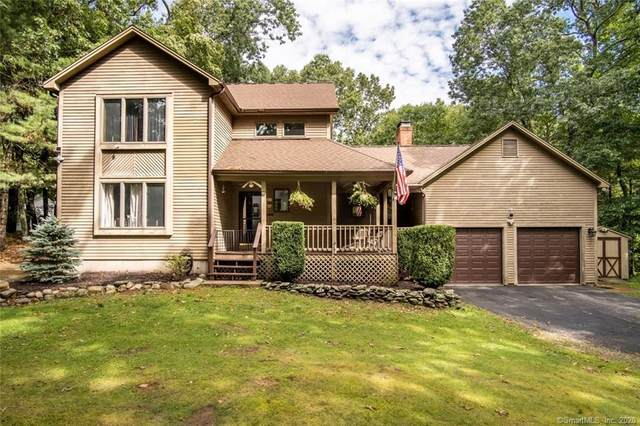 28 Northwoods Road, Granby, CT 06060 (MLS #170333266) :: Michael & Associates Premium Properties | MAPP TEAM