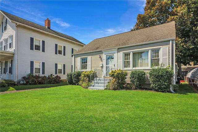 13 Plymouth Avenue, Norwalk, CT 06851 (MLS #170333314) :: The Higgins Group - The CT Home Finder