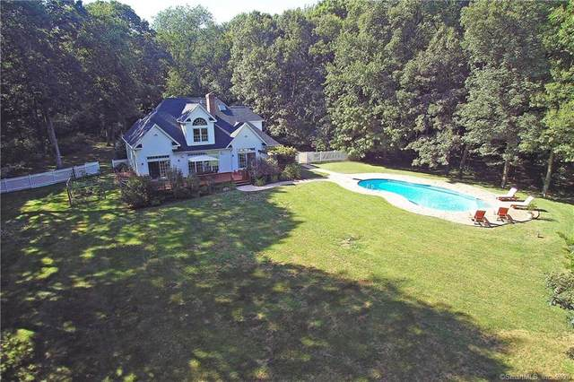 110 Seventy Acre Road, Redding, CT 06896 (MLS #170333373) :: The Higgins Group - The CT Home Finder