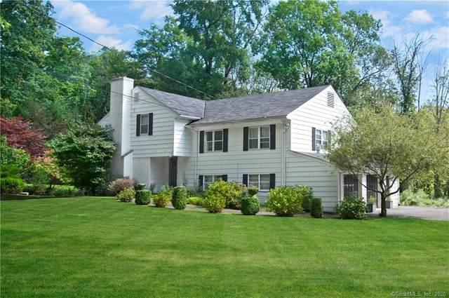 84 Hunting Ridge Road, Greenwich, CT 06831 (MLS #170333471) :: Frank Schiavone with William Raveis Real Estate