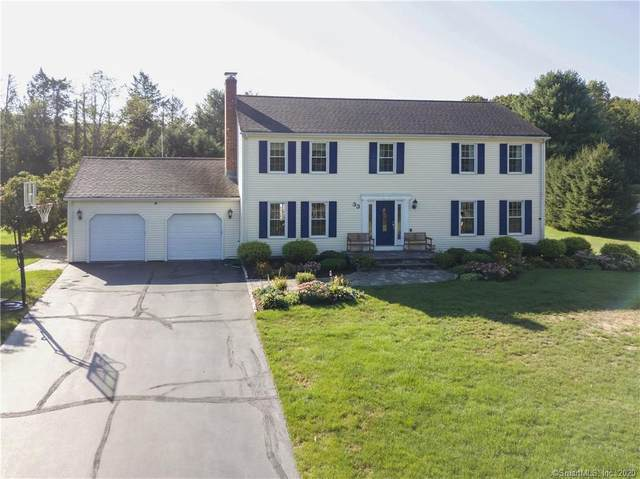 33 S Pond Circle, Cheshire, CT 06410 (MLS #170333523) :: The Higgins Group - The CT Home Finder