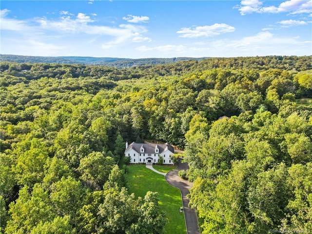 91 Georgetown Road, Weston, CT 06883 (MLS #170333656) :: Around Town Real Estate Team