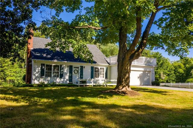 25 Terrace Drive, Thompson, CT 06277 (MLS #170333662) :: Anytime Realty