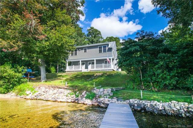 87 E Cottage Road, Montville, CT 06370 (MLS #170333716) :: Team Feola & Lanzante | Keller Williams Trumbull