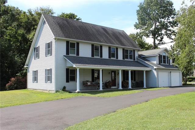 25 Housatonic Drive, Newtown, CT 06482 (MLS #170333721) :: The Higgins Group - The CT Home Finder