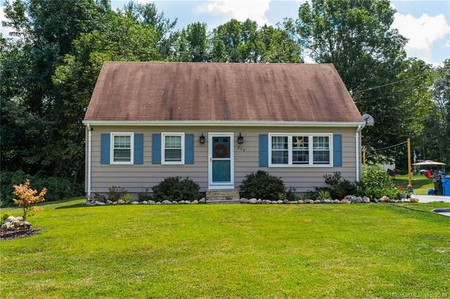 208 Browning Road, Norwich, CT 06360 (MLS #170333730) :: The Higgins Group - The CT Home Finder
