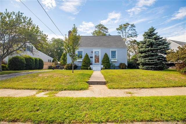 45 Nells Road, Milford, CT 06460 (MLS #170333748) :: The Higgins Group - The CT Home Finder
