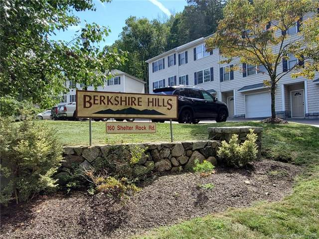 160 Shelter Rock Road #8, Danbury, CT 06810 (MLS #170333817) :: The Higgins Group - The CT Home Finder