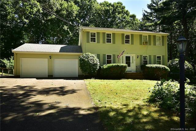 34 Center Road, Tolland, CT 06084 (MLS #170333890) :: GEN Next Real Estate